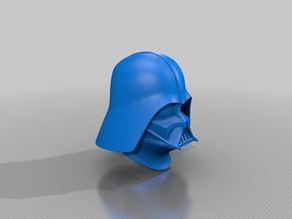Darth Vader Helmet Variants 1 - 2 - 3 & Armour
