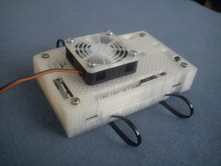 PrintrBoard compact cooling enclosure