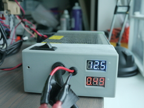 Yet-yet another power supply cover