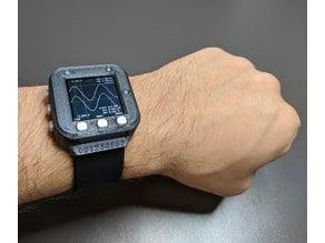 Oscilloscope Watch Enclosure HW1.7
