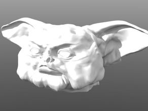Gizmo Bust (30mb)