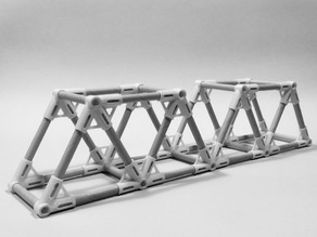 WARREN TRUSS BRIDGE - CONNECTORS KIT