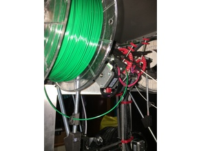 Filament Guide for 3DMakerLab Evo R2 printer