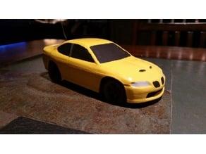 06 Pontiac GTO XMOD Body Shell
