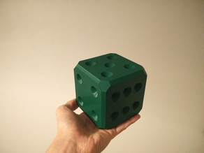 The Giant Dice