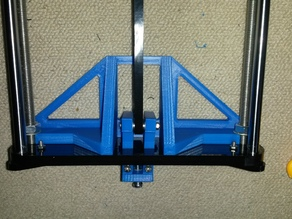 Anet A6 front frame brace