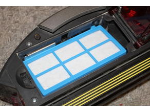 iRobot Roomba 8xx & 9xx cleanable filter