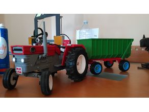 Carro basculante tractor Ebro 160