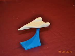 Paper Airplane Trophy