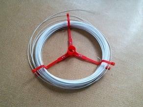 Spool for loose filament