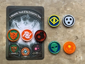 KeyForge House Tokens