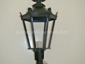Lamp of Prague