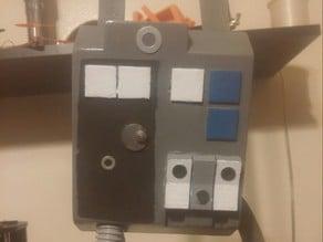 X-Wing Pilot Chest Box