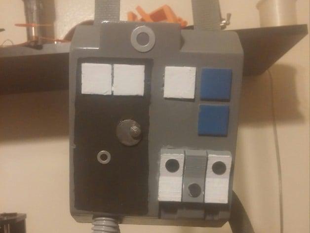 XWing Pilot Chest Box