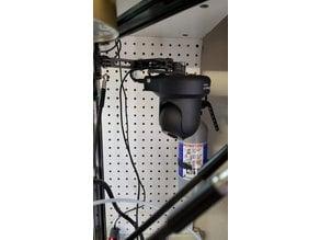 2020 PTZ Camera Mount using the Modular Mounting System