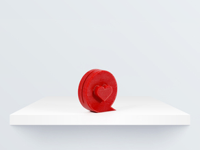 Valentine photo stand