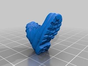 Printable Boot
