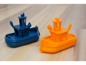 bathtub boat (visual benchy)