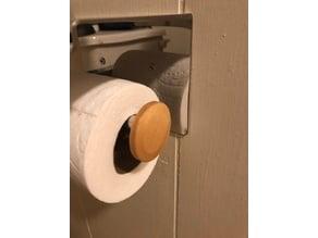 Toilet Paper Holder end cap