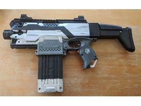 Nerf FN SCAR Stock