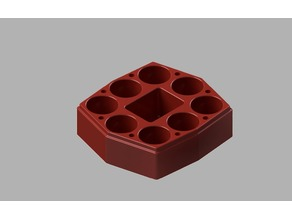 Dice Box with Minature