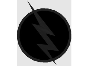 """Zoom Logo From The CW`s """"The Flash"""""""