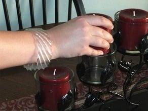 Twirlling Bracelet