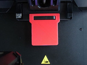 MakerBot Mini Build Plate Support
