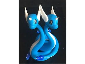 Two dragonair Parted