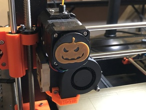 Halloween Extruder Visualizers
