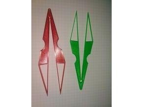 Finray-Zange / fin ray gripper
