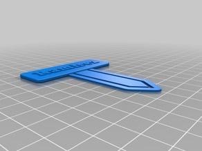 Ramirez My Customized Bookmark / Paper Clip
