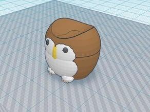 Tiny Lucky Owl