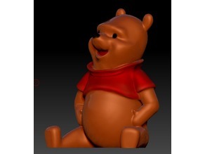 Winnie the pooh HD ( No supports )