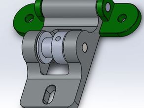 MendelMax 1.0 Belt Tensioner / Idler Upgrades