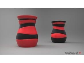 Waves Vase
