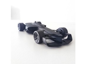 RS 2027 Formula 1 Concept scalemodel (ESC: 1/24) (sample)