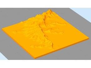 Hawaii Elevation Model