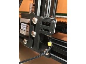 Adjustable CR-10 Z endstop (Lowrider remix)