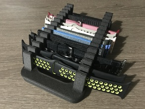 Apple Watch bands stand