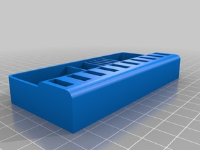 USB Holder with storage box