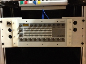 19-inch rack mount for Use Audio Plugiator