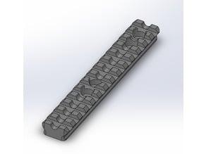 Picatinny Rail for Mossberg 500