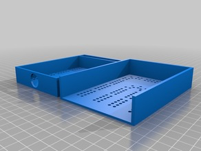 Portable Cribbage Board