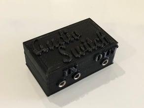 Audio Switch Jack 3.5mm (2x1)