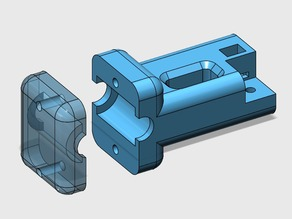Airwolf 3D printer HD2x XY Blocks & Belt tensioner