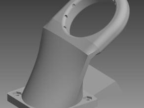 Objekt cooling duct for i3 rework with J-Head MKV