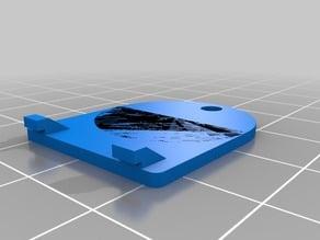 Dreamcast VMU battery cover