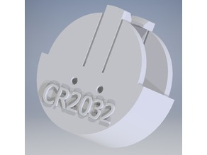 CR2032 6V battery pack