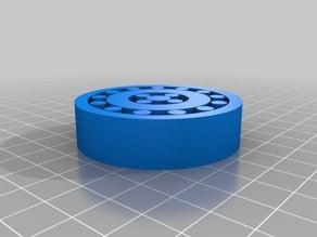 ADHD fidget bearings